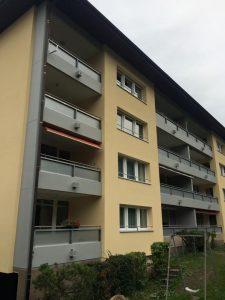 Mehrfamilienhaus in Goldau
